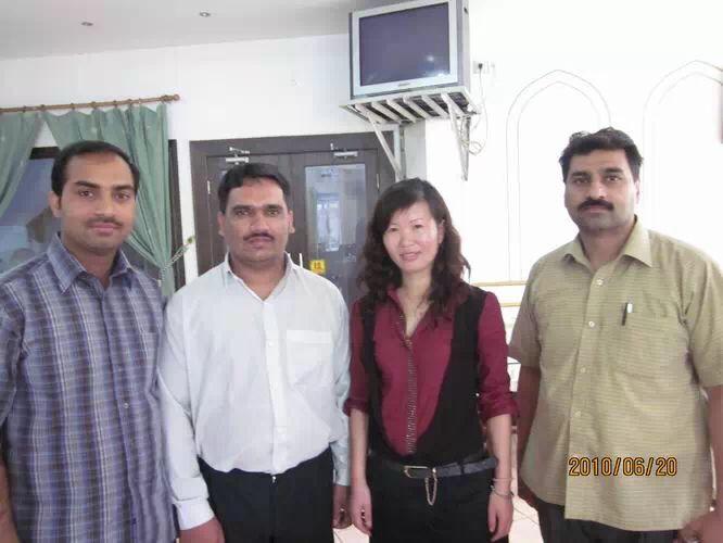 Pakistan Customer