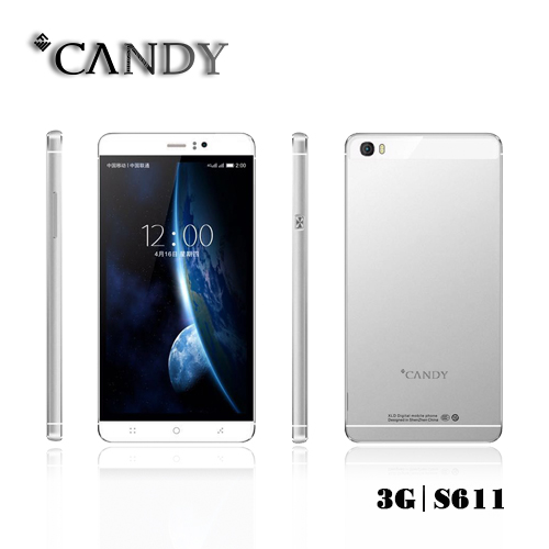 3200mah Big Battery 3G Smartphone Quad Core Phone