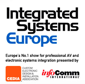 Integrated Systems Europe 2012