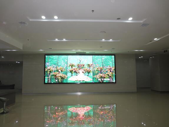 P4mm front service led display