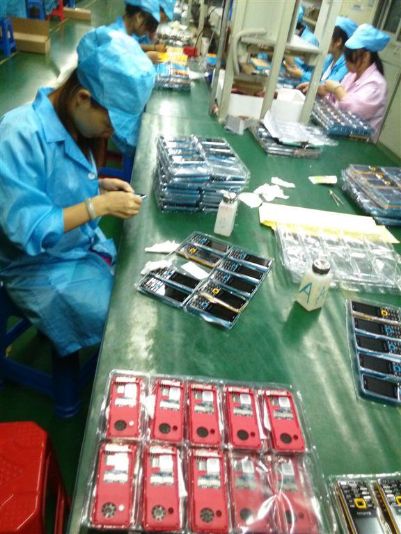 oem bar phone balance quantity in production