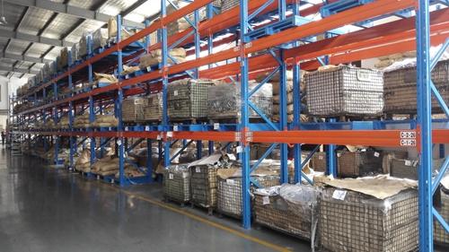 Raw Material Storage