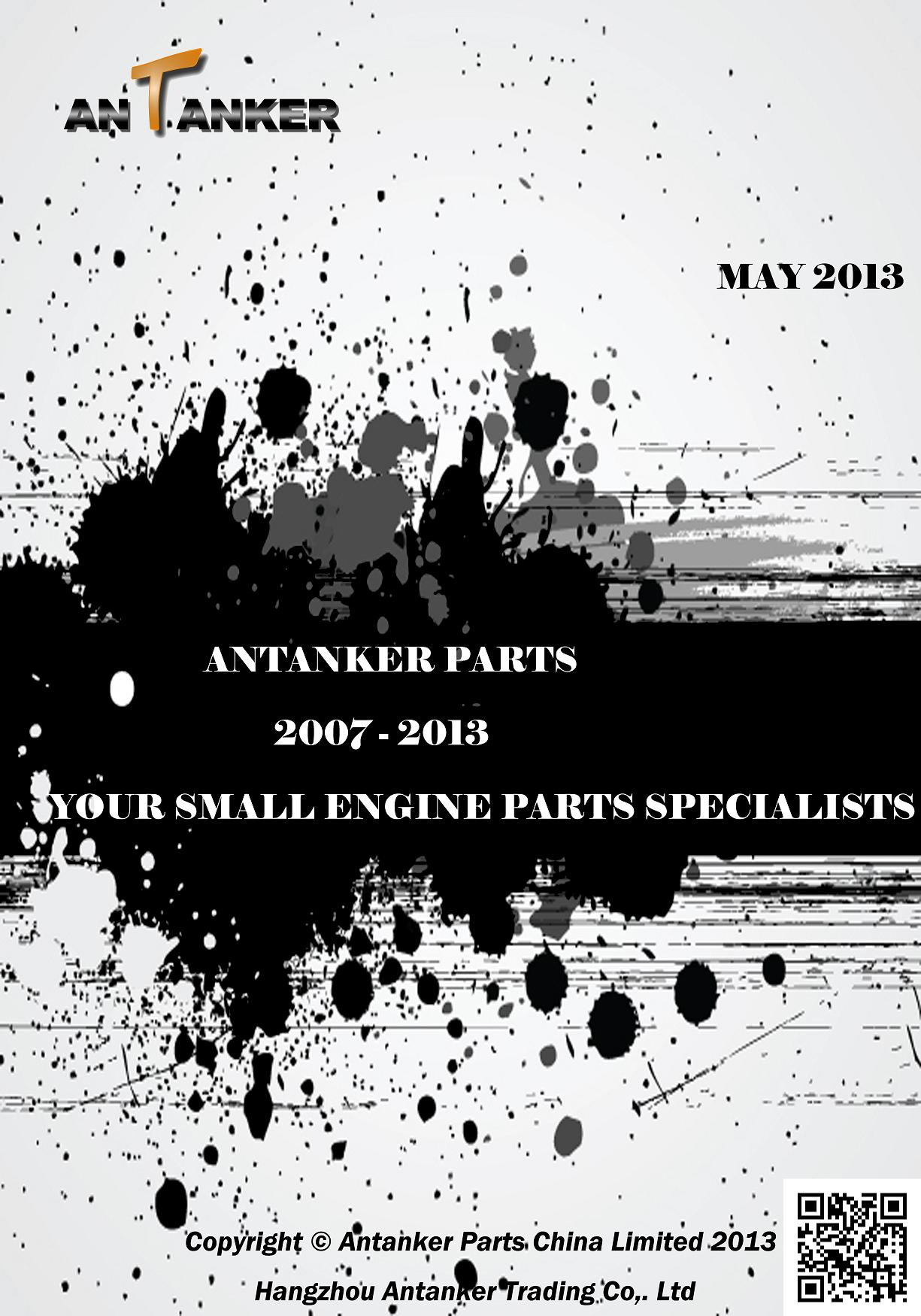 New Parts Catalogue May-2013