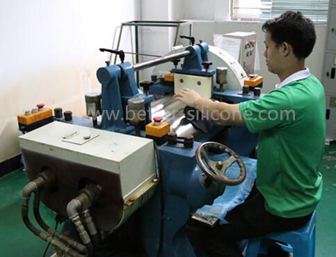Slicone Rubber Machinery