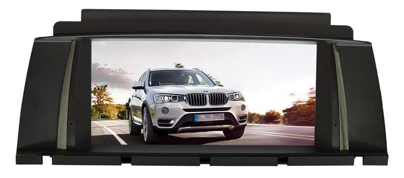 [New listing] Hualingan HD BMW X3 car audio navigation
