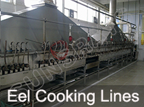 Eel Cooking Lines