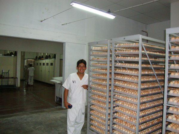 Bolivia customer