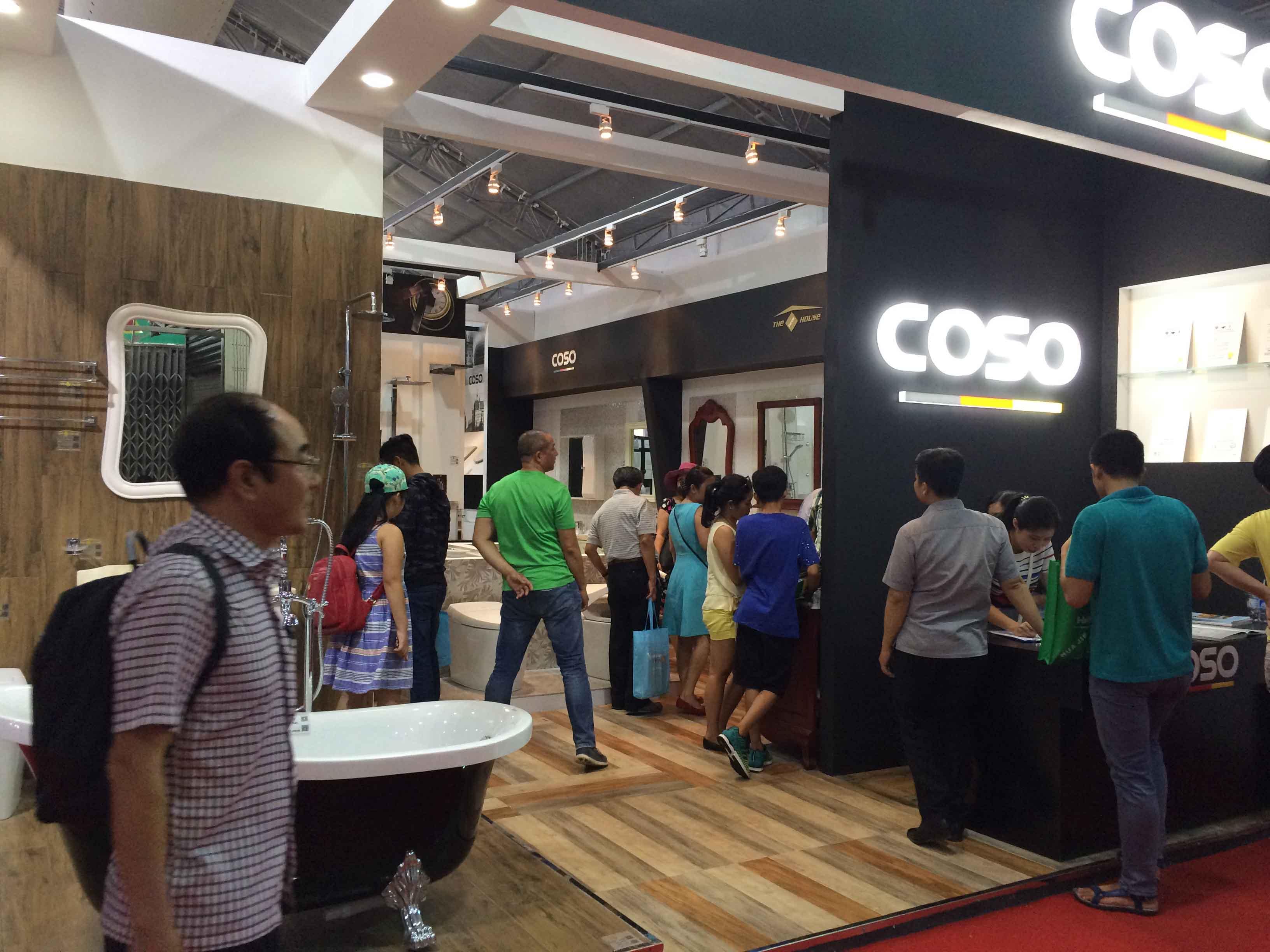 COSO Vietnam show