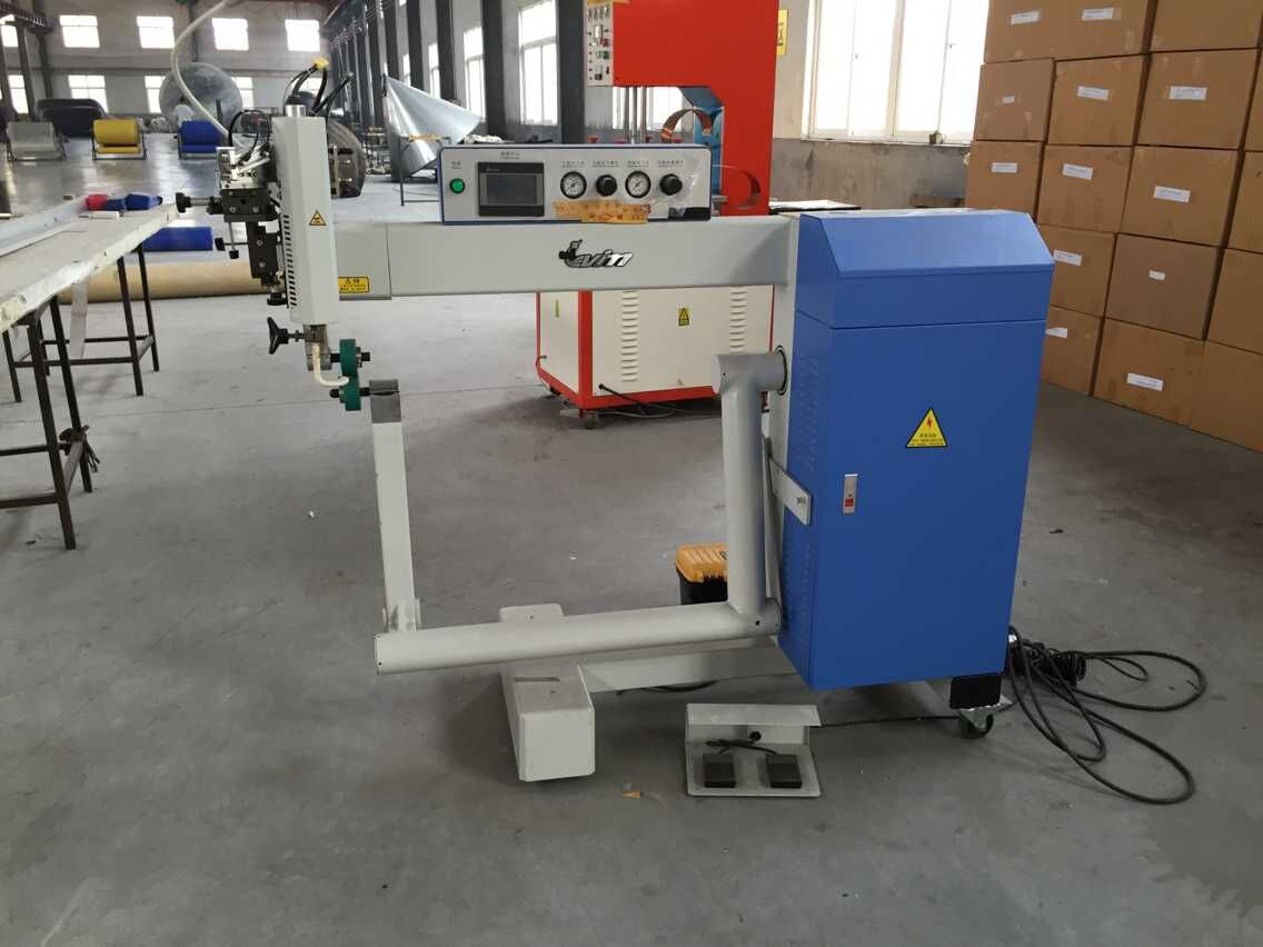 High frequency hot air welding machine-1