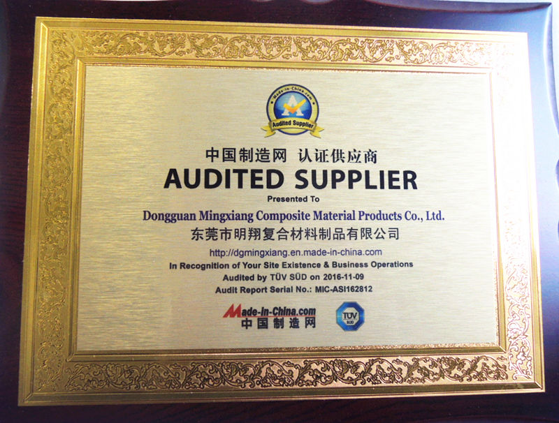 TUV Audited