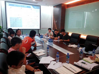 TM Staff training