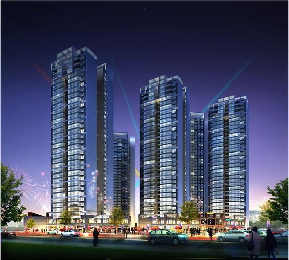 Yuda central city