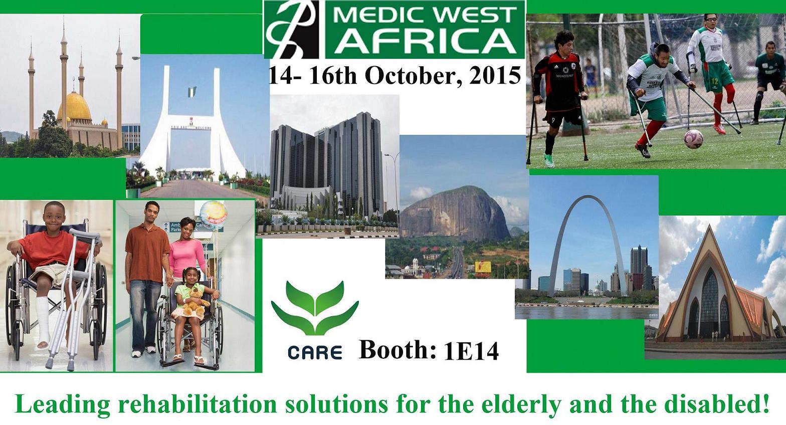 Nigrea Medic West Afric