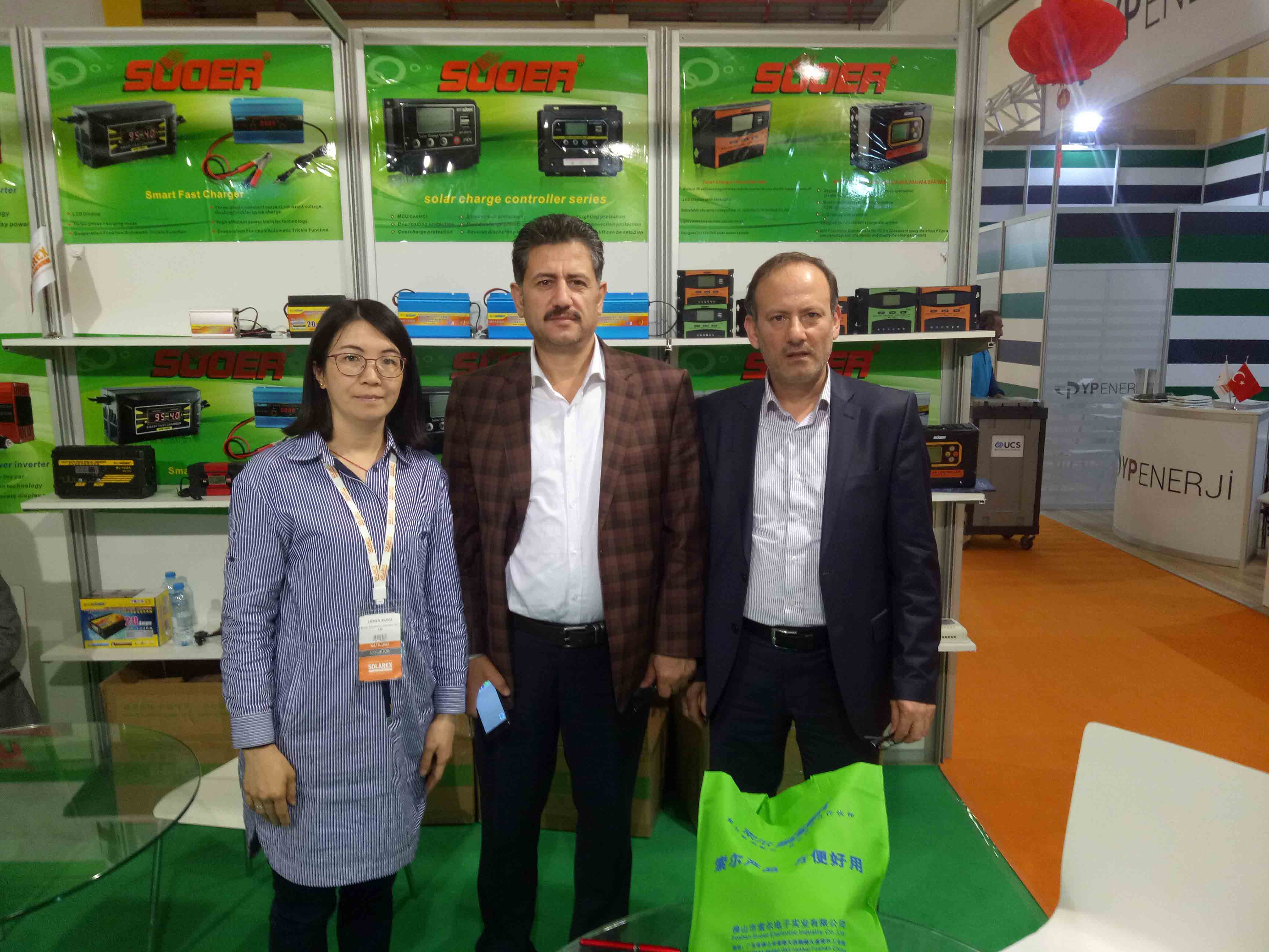 The SolarEX Istanbul 2017