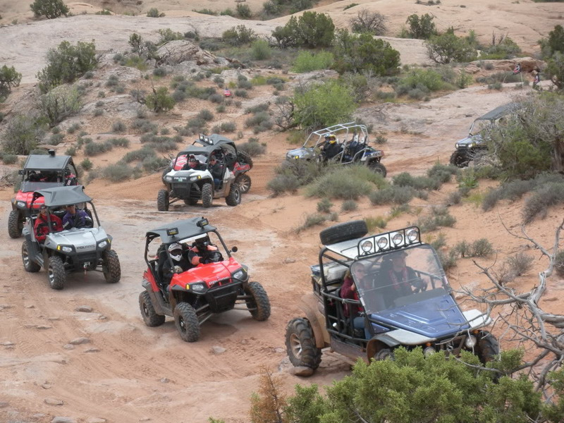 1100CC 4x4 Buggy in USA