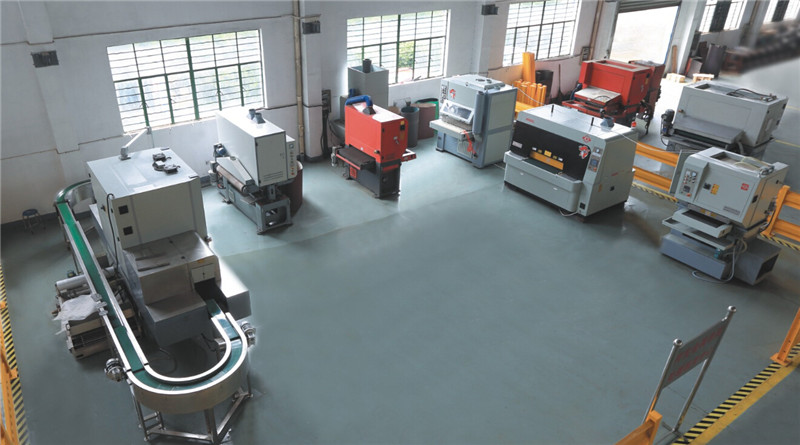 Jonsen new service room set up in year of 2015