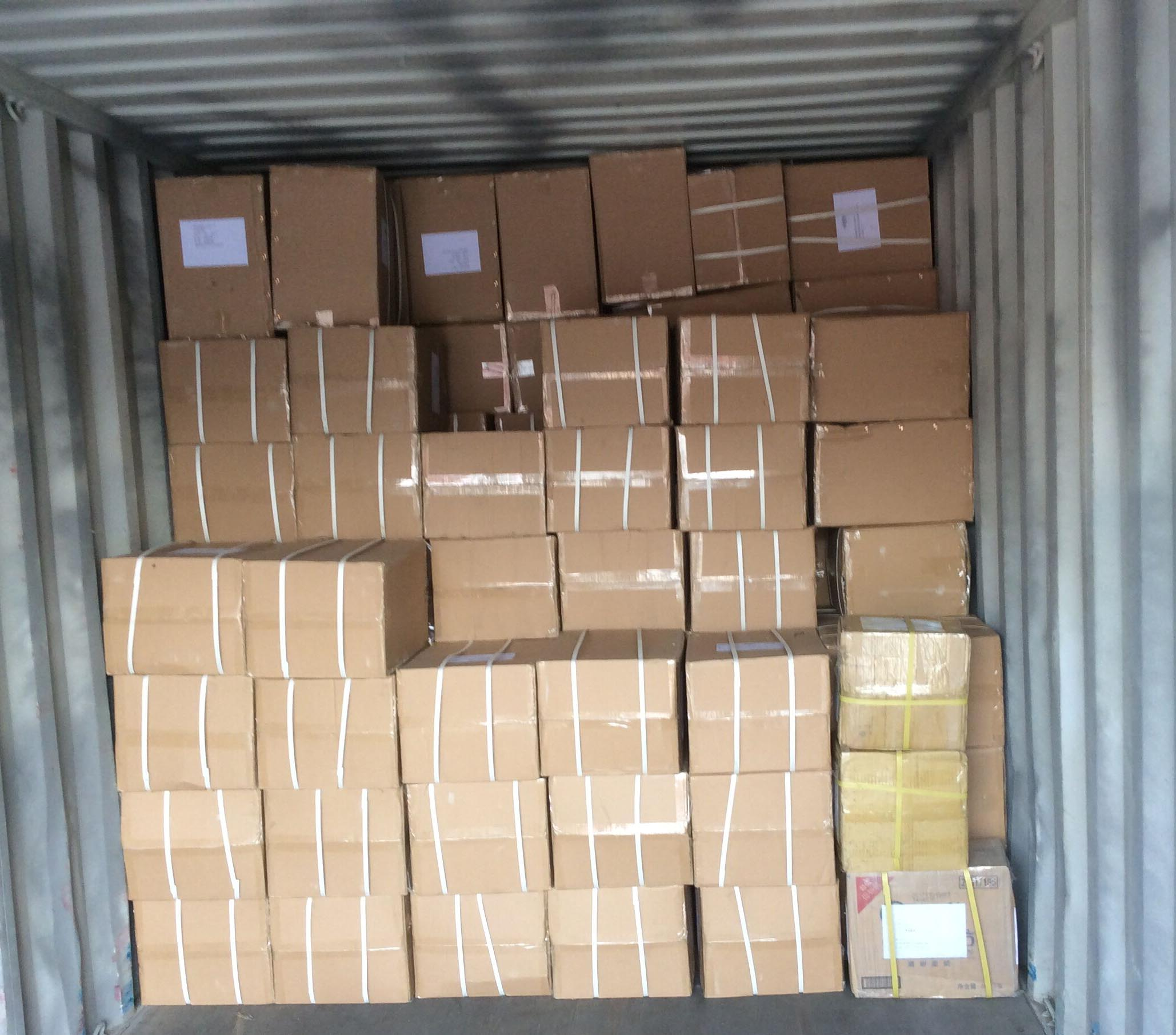 Shipment pictures