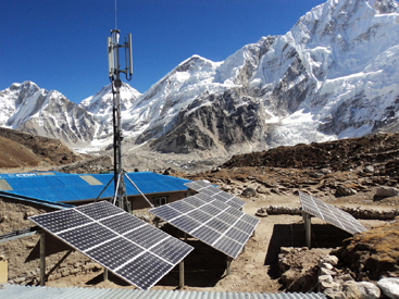 Solar Refrigerators Freezers Air conditioners applied in mountain area