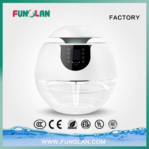 2017 Newest Model Bluetooth +Speaker Air Purifiers +Air Cleaners