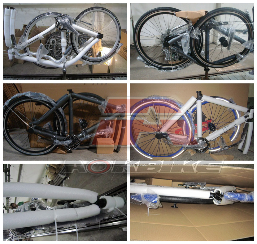 Very Strong Bicycle Packing
