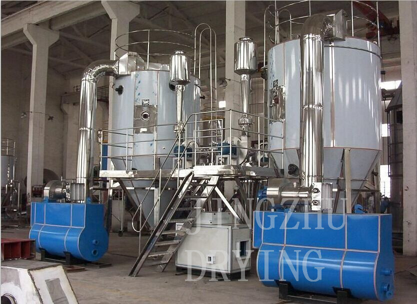 a famous traditional Chinese medicine (TCM) order for north China 2 spray drying machine