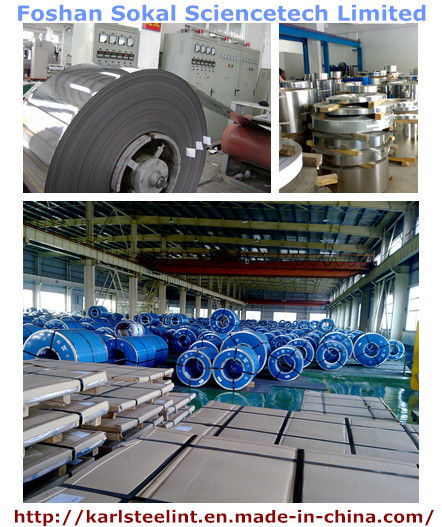 201/304/410/430 Stainless steel coil/strip cold rolled