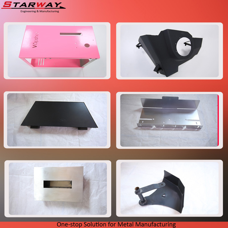 sheet metal fabrication case