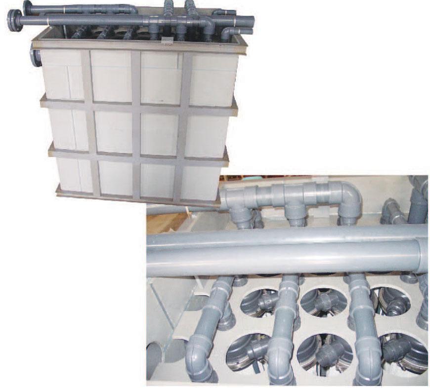 Desalination pretreatment equipment