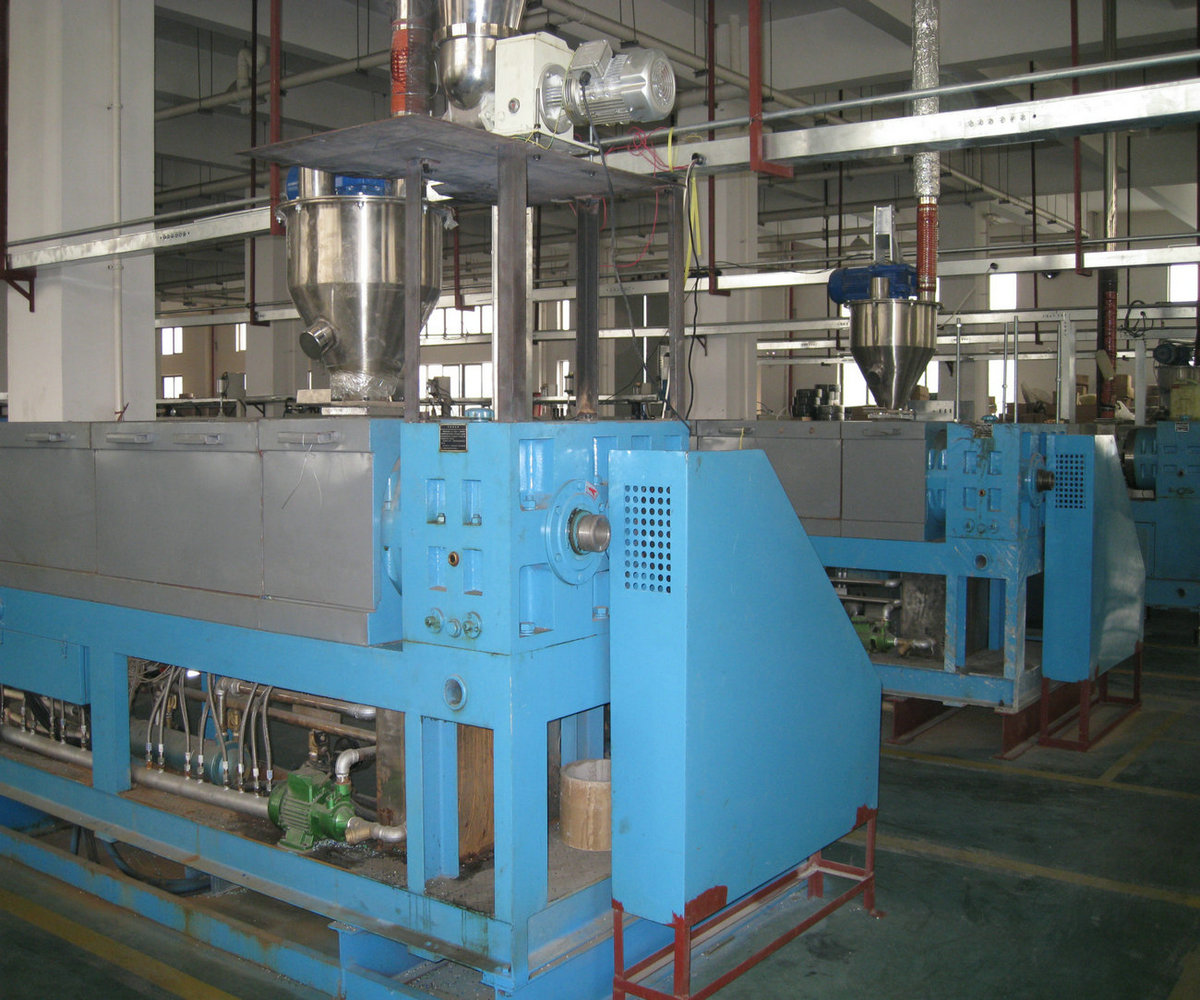 PP production lines