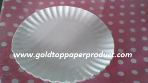 New Designed Paper Plate