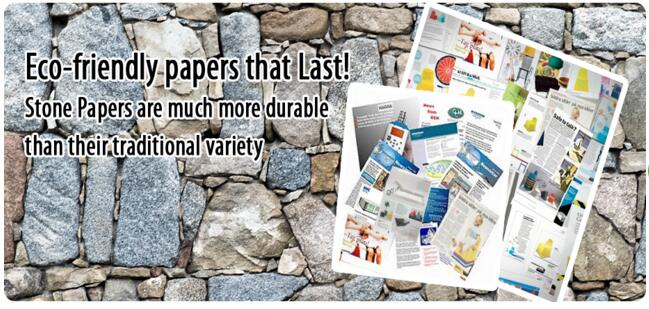 Is Stone Paper a suitable alternative product?