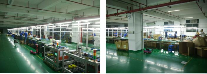 JOMO hoverboard producing line