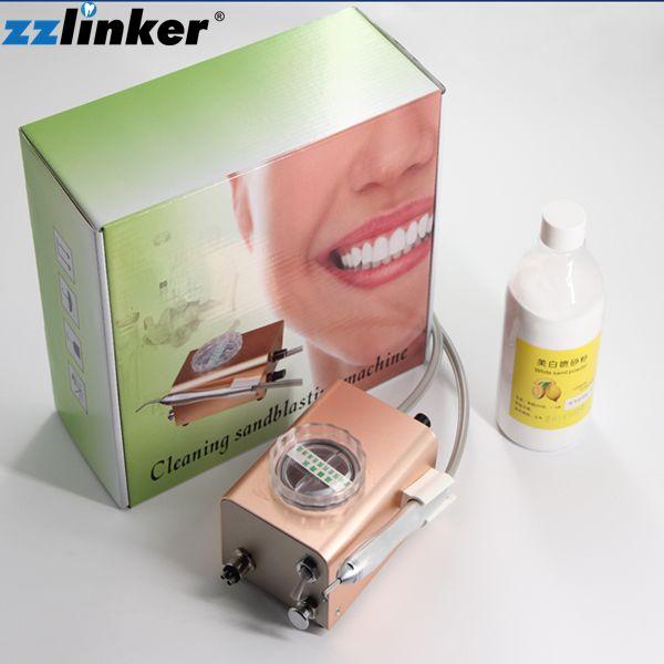 More Powerful Desk Type Dental Air Polisher