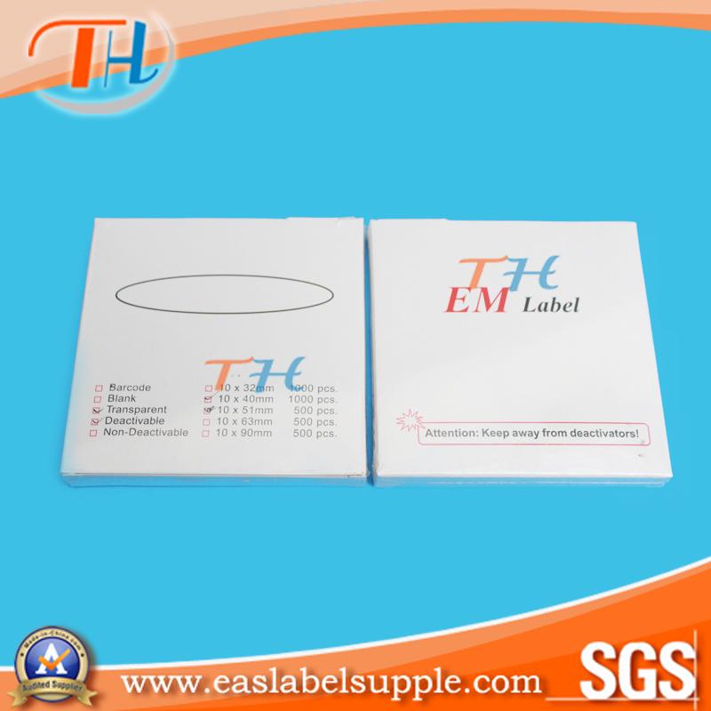 Em Label EAS Label