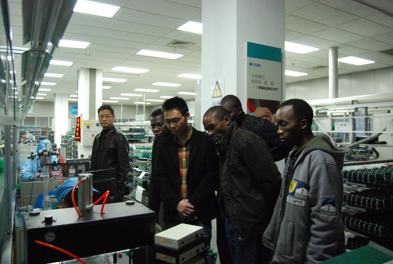 Customer from Zimbabwe