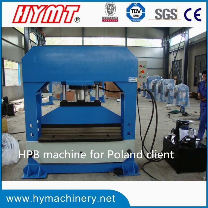 HPB-100/1010 Hydraulic press brake