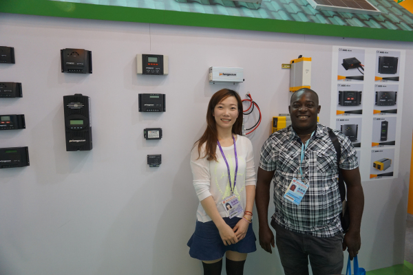 Nigeria customer, cooperation from 2012
