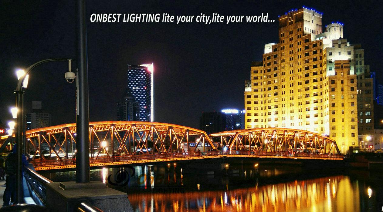 ONBEST LIGHTING CITY NIGHT SCENE LIGHTING