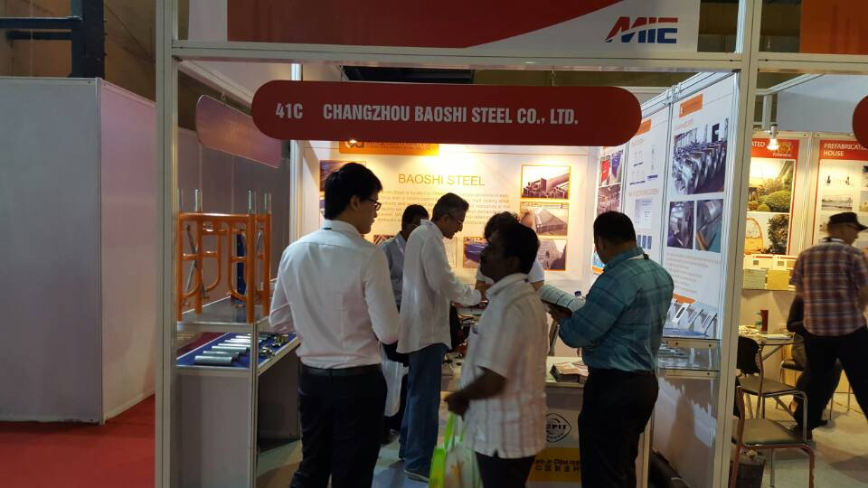 2015 The Big 5 Construct India