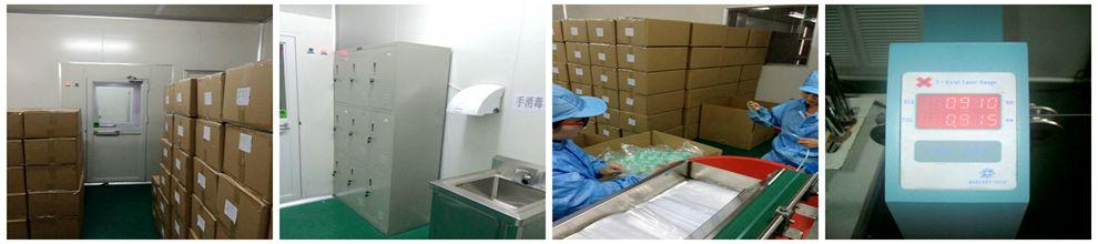 medical grade class 100000 clean-room
