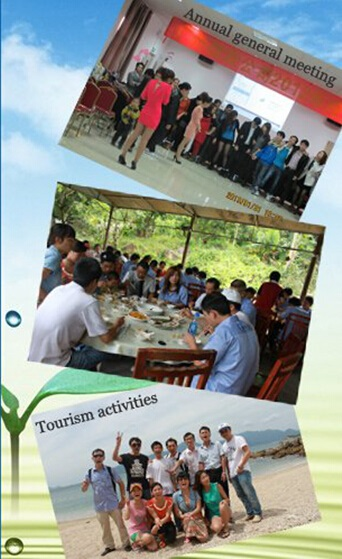 annual general meeting tourism activities
