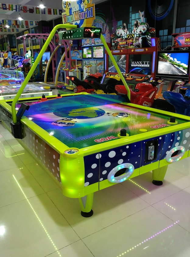 Arcade Game Machine Interesting Air Hockey Tables