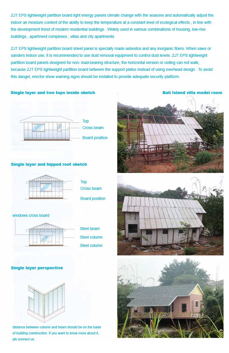 EPS-Sandwich-Panel-Appcation