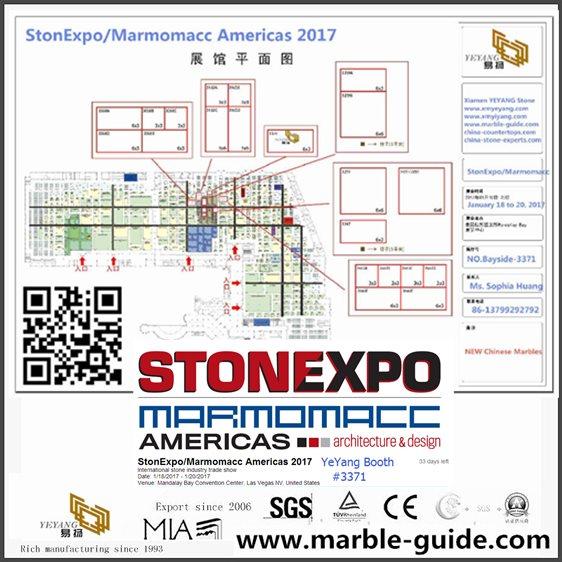 StonExpo Las Vegas /Marmomacc Americas 2017-YEYANG NO.Bayside-3371