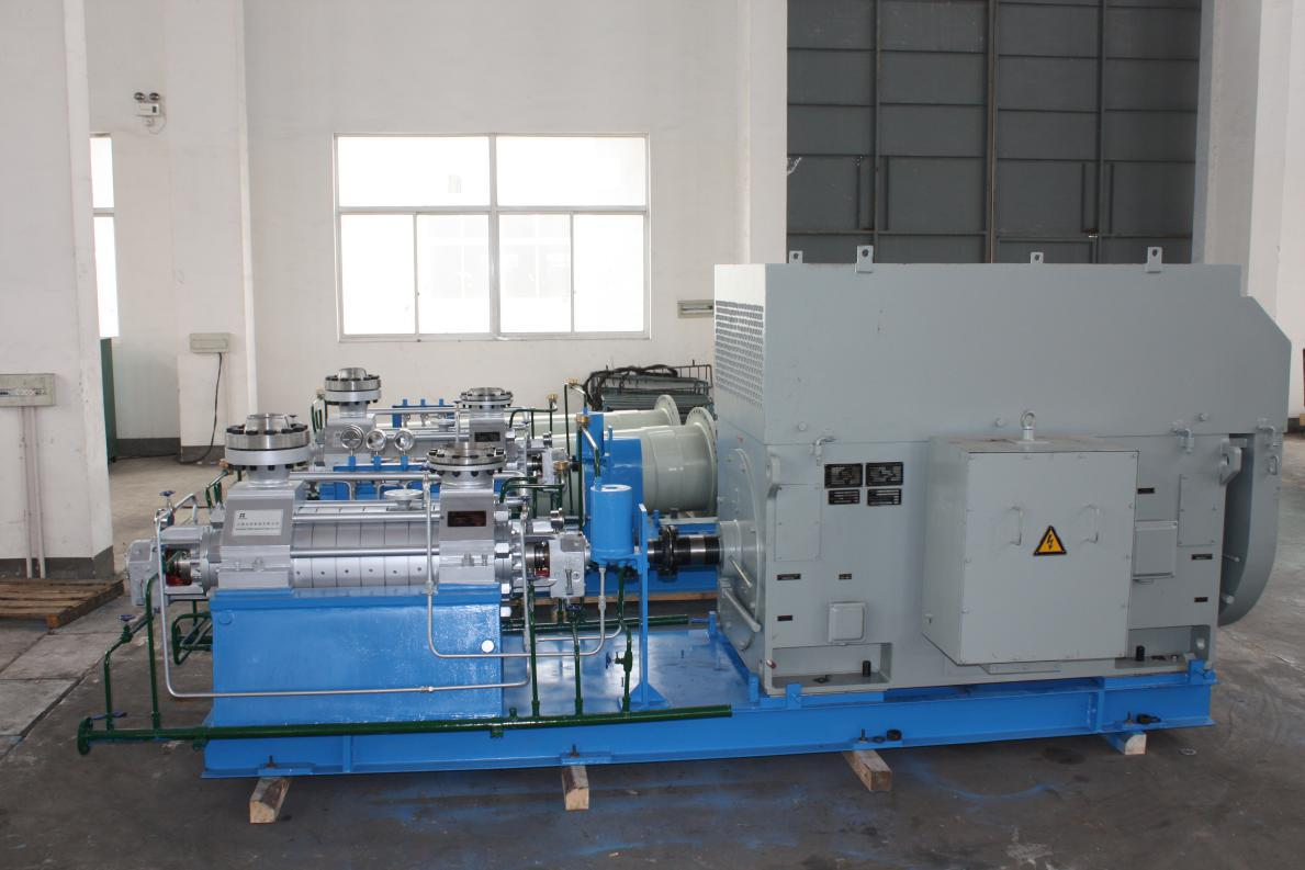 CG horizontal multistage centrifugal pump