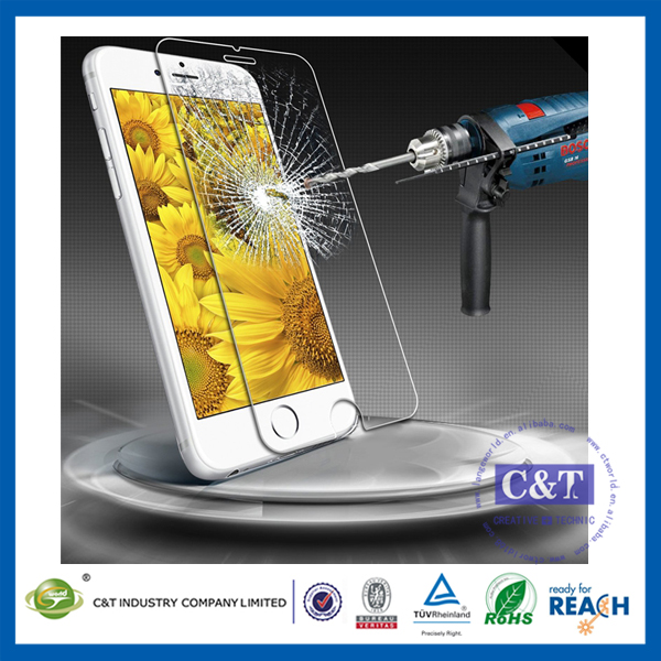 Phone Accessories Tempered Glass Screen Protector for iPhone 6