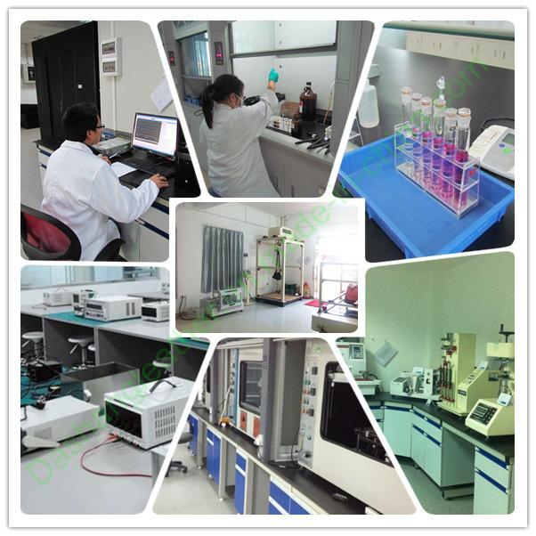 Lab room---sample making
