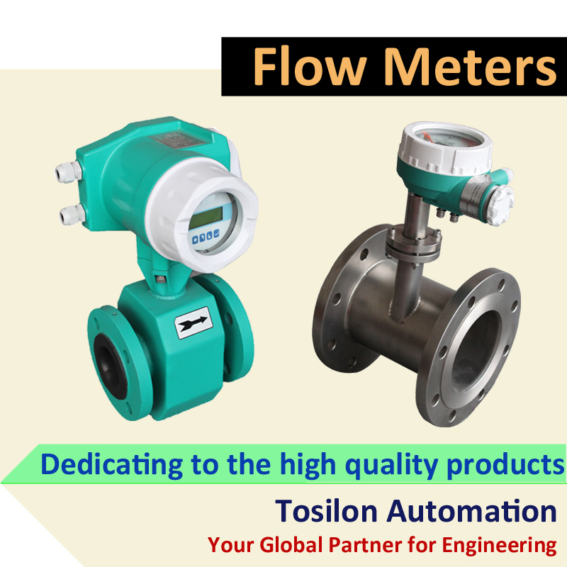 Flow Meters (Electromagnetic, Variable Area, Vortex, Plat-Flat)