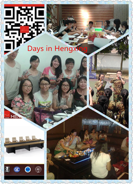 Days in Hengxing Office