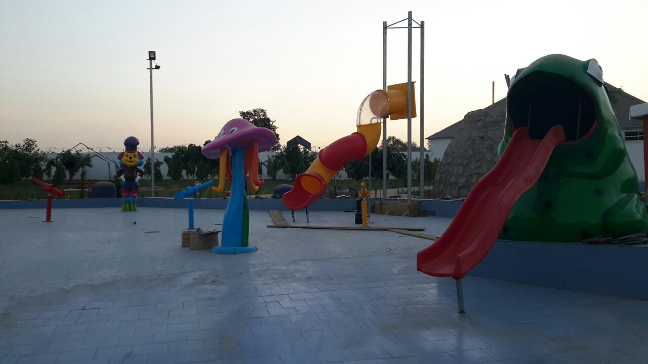 Water Park Project, Water Games Abroad